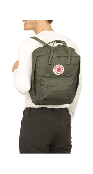Fjällräven Kanken Backpack Forest Green